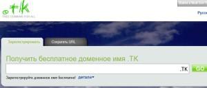 домен второго уровня бесплатно